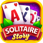 Solitaire Story – TriPeaks – Free Card Journey 3.0.4  (Mod)