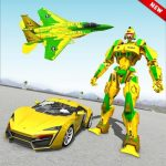Stealth Robot Transforming Games – Robot Car games 1.0.9 (Mod)