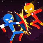 Stick Super: Hero – The stickman shadow fight 1.0.6 (Mod)