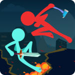 Stickman Fight : Battle Warrior 2 (Mod)