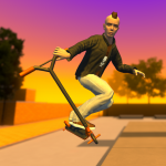 Street Lines: Scooter 1.11 (Mod)