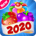 Sweet Fruit Candy: New Games 2020 2.3.2.1 (Mod)