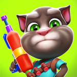 Talking Tom Camp 1.8.15 (Mod)