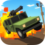 Tanks VS Cars Battle 1.66 (Mod)