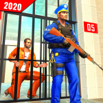 US Police Grand Jail break Prison Escape Games 1.6 (Mod)