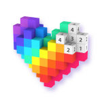 Voxel – 3D Color by Number & Pixel Coloring Book 3.0.5 (Mod)