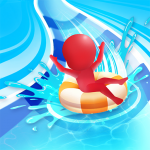 Waterpark: Slide Race 1.1.0 (Mod)