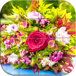 Wonderful Flowers Puzzle 1.14 (Mod)