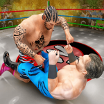 Wrestling Fight Revolution 20: World Fighting Game 1.4.0 (Mod)