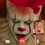 scary clown fake video call 15.0 (Mod)
