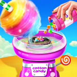 💜Cotton Candy Shop – Cooking Game🍬 6.3.5038 (Mod)