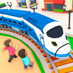 Idle Sightseeing Train – Game of Train Transport 1.1.2 (Mod)