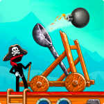 The Catapult: Clash with Pirates 1.2.5 (Mod)