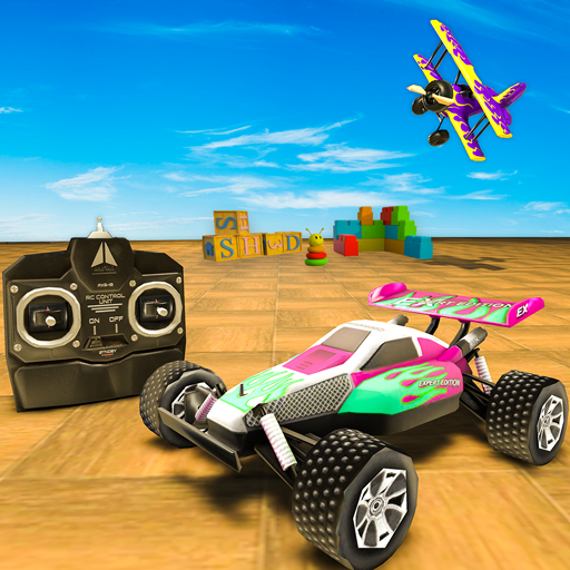 Crazy RC Racing Simulator: Toy Racers Mania 1.2 (Mod)