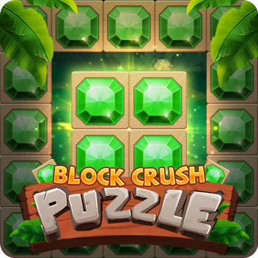 Jewels Block Crush – Free Puzzle Game 1.1 (Mod)
