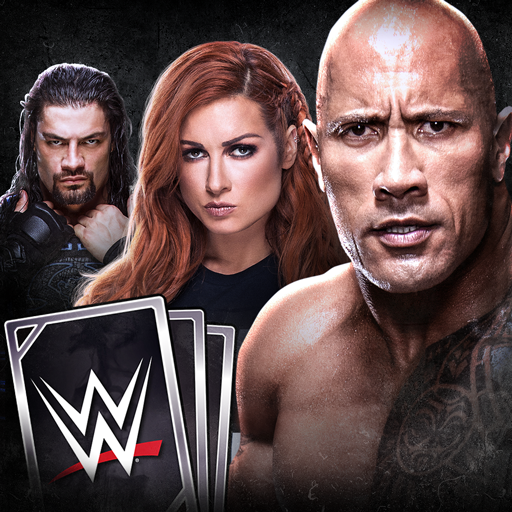 WWE SuperCard Multiplayer Collector Card Game  4.5.0.6008219 (Mod)