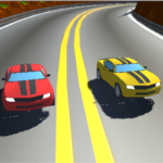 2 Player Racing 3D 1.27  (Mod)