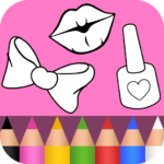 Beauty Coloring Book 2 💖💄 1.2.8  (Mod)