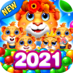Bubble Shooter 2 Tiger 1.0.49 (Mod)