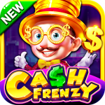 Cash Frenzy™ Casino – Free Slots Games  (Mod)