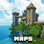Castle Map for Mcpe Ideas 1.3 (Mod)