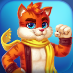 Cat Heroes: Puzzle Adventure 48.1.1 (Mod)