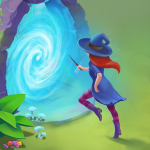 Charms of the Witch: Magic Mystery Match 3 Games 2.24.0 (Mod)