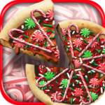 Christmas Candy Pizza Maker Fun Food Cooking Game 1.4 (Mod)