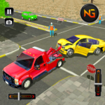 City Tow Truck Car Driving Transporter 3D 1.0.5 (Mod)