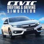 Civic Drifting and Driving Simulator Game 1.0 (Mod)