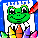 Coloring Games : PreSchool Coloring Book for kids 2.8 (Mod)