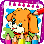 Coloring & Learn Animals – Kids Games 1.16 (Mod)