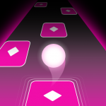 Dancing HOP: Tiles Ball EDM Rush 2.7 (Mod)