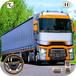 Euro Truck Driver 3D: Top Driving Game 2020 0.3(Mod)