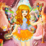Fairy Dress Up for Girls Free 1.4.0 (Mod)