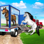 Farm Animal Transport Truck Driving Simulator 26 (Mod)