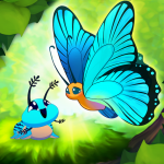 Flutter: Butterfly Sanctuary – Calming Nature Game 3.071   (Mod)