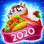 Food Pop : Food puzzle game king in 2020 1.6.1 (Mod)