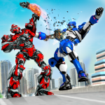 Grand Robot Ring Battle: Robot Fighting Games 4.1.0 (Mod)
