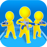 Gun Clash 3D: Imposter Battle  (Mod) (Mod)