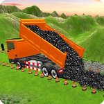 Road Builder: City Construction Games Simulator 3d  (Mod) 2.0