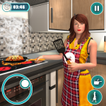 Home Chef Mom 2020 : Family Games 1.1.5  (Mod)