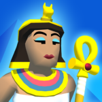 Idle Egypt Tycoon: Empire Game 1.7.1   (Mod)