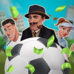 Idle Soccer Tycoon – Free Soccer Clicker Games 3.1.6 (Mod)