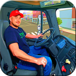 In Truck Driving: Euro new Truck 2020 2.0    (Mod)