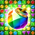 Jungle Gem Blast Match 3 Jewel Crush Puzzles  4.3.3 (Mod)