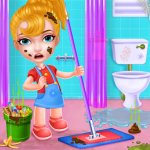 Keep Your House Clean Girls Home Cleanup Game  1.2.61 (Mod)