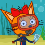 Kid-E-Cats Sea Adventure! Kitty Cat Games for Kids  (Mod)
