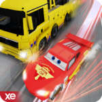Lightning Cars Traffic Racing: No Limits 1.3 (Mod)