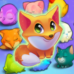 Link Pets: Match 3 puzzle game with animals 0.87.5 (Mod)